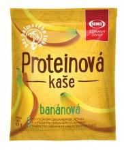 Kaše proteinová banán 65g SEMIX