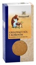 Grilovací sůl s kořením mletá SONNENTOR 100g
