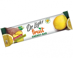 Ovocné tyčinky DR. LIGHT FRUIT ENERGY-BAR 30g