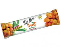 Ovocné tyčinky DR. LIGHT FRUIT RAKYTNÍK 30g sleva z29,-