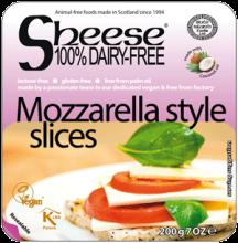 Vegetariánská altermnativa sýru MOZZARELLA style 200g SCHEE