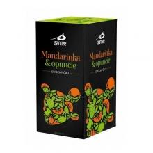 Mandarinka a opuncie - ovocný čaj 50g SANTÉE