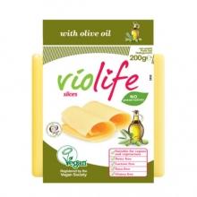 Sýr rostlin. s olivovým olejem 200g VIOLIFE