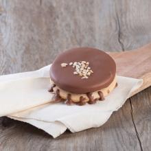 Linecké kolečko bezlepkové  s čokoládou 60g Kocman