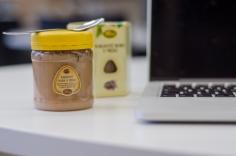 Kakaové boby v medu 250g, PLEVA