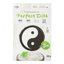 Rostlina konjak tvar rýže v nálevu 200 g BIO PERFECT DISH