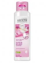 LAVERA Šampon Gloss & Bounce 250ml
