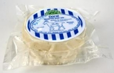 DORAL kozí dezert. syr BIO bazalka 100g