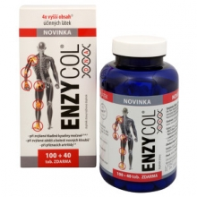 ENZYCOL DNA 100 tob. + 40 tob. ZDARMA