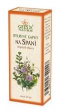 Na spaní bylinné kapky 50 ml GREŠÍK