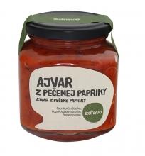 Ajvar z pečených paprik 300g ZDRAVO