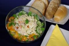 Těstovinový salát 150g