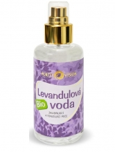 PURITY VISION Levandulová voda BIO 250 ml