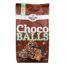 Kuličky čokoládové bezlep. Bio 300g BAUCK