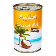 Krém - Kokosový  9% tuku  Bio 400ml AMAIZIN