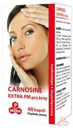 Carnosine extra pro ženy PM cps. 60