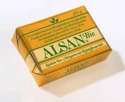 Máslo Alsan - BIO