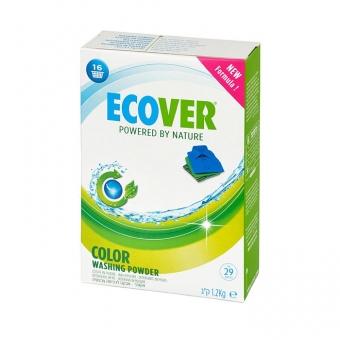 ECOVER prací prášek na barevn prádlo 1,2kg