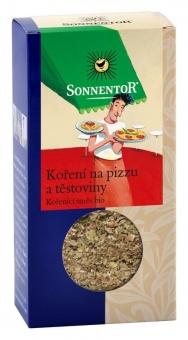 Koření na pizzu a těstoviny SONNENTOR 25g