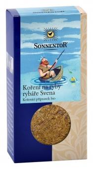 Koření na ryby rybáře Svena SONNENTOR 35g