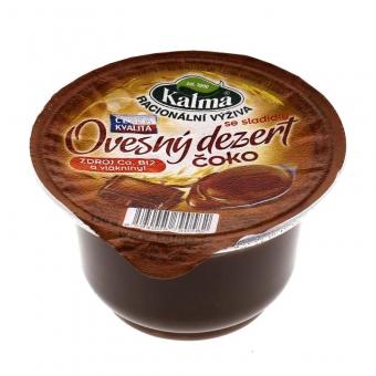 Ovesný dezert - čoko, s příchutí vanilky