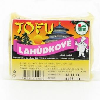 Tofu lahůdkové váha SUNFOOD