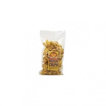 Sezamové chipsy 150g Damodara