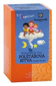 Raráškův čaj - Polštářová bitva porc. SONNENTOR 20g
