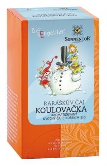 Raráškův čaj - Koulovačka porc.SONNENTOR 40g