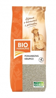 Pohanková krupice BIOHARMONIE 400g