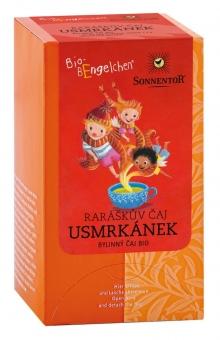 Raráškův čaj - Usmrkánek porc. SONNENTOR 20g