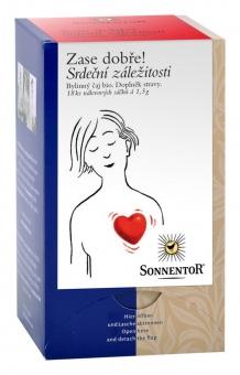 Srdeční záležitost  Sonnentor porcovaný