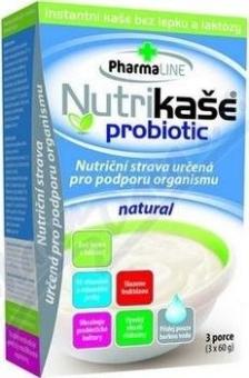 Nutrikaše probiotik natural 3x60g MOGADOR