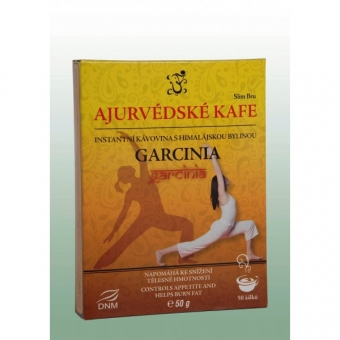 Ajurvedská káva garcinia 50g