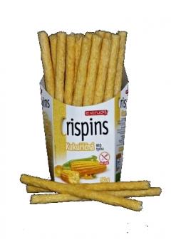 Crispins kukuřičná tyčinka 50g Extrudo