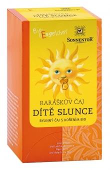 Raráškův čaj - Dítě slunce SONNENTOR 30g