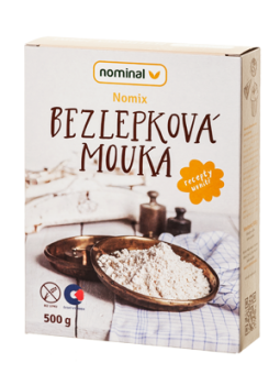 Bezlepková směs nomix 500g Nominal