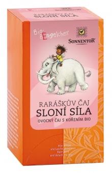 Raráškův čaj - Sloní síla porc. SONNENTOR 40g