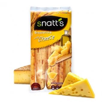 Snatt´s tyčinky se sýrem 56g