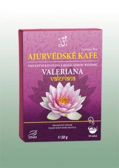 Ajurvédské kafe Valeriana 50g DNM