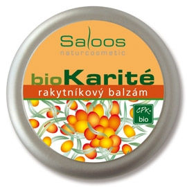 Bio Karité - Rakytníkový balzám50ml