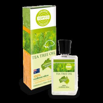 Tea tree oil - 100% silice