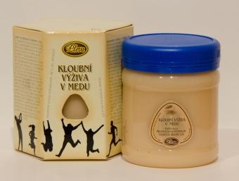Kloubní výživa v medu 250g, PLEVA