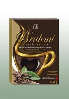 BRAHMI MOCCA ajurvédské kafe 50 g - DNM