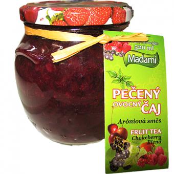 Pečený ovoc. čaj 520ml aronie