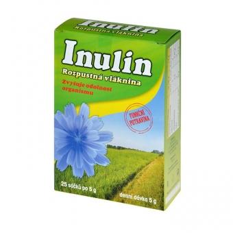 Inulin 25x5g