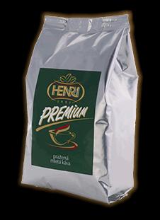 Henri Café Premiun mletá 250g