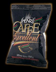Henri Café Excelent mletá 100g
