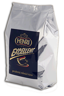 Henri Café Excelent mletá 250g