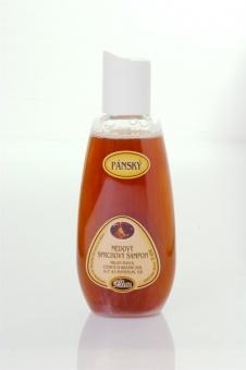 Pánský medový sprchový šampon Pleva
